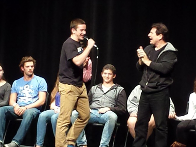 College Hypnotist Events